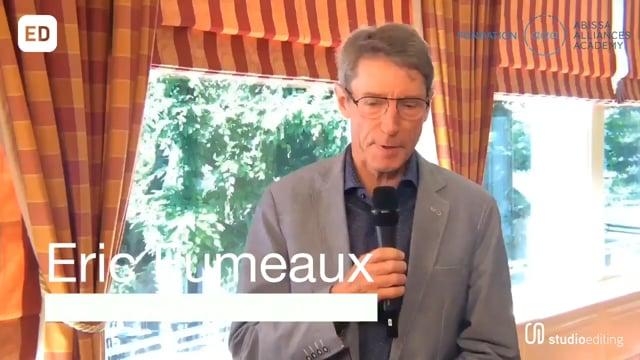 Eric Fumeaux_en direct de l'hotel Mirabeau de Lausanne
