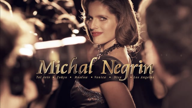 Noa Tishby For Michal Negrin