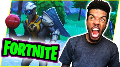 Ninja Stream - TRYING TO BE GREAT AT FORTNITE!
