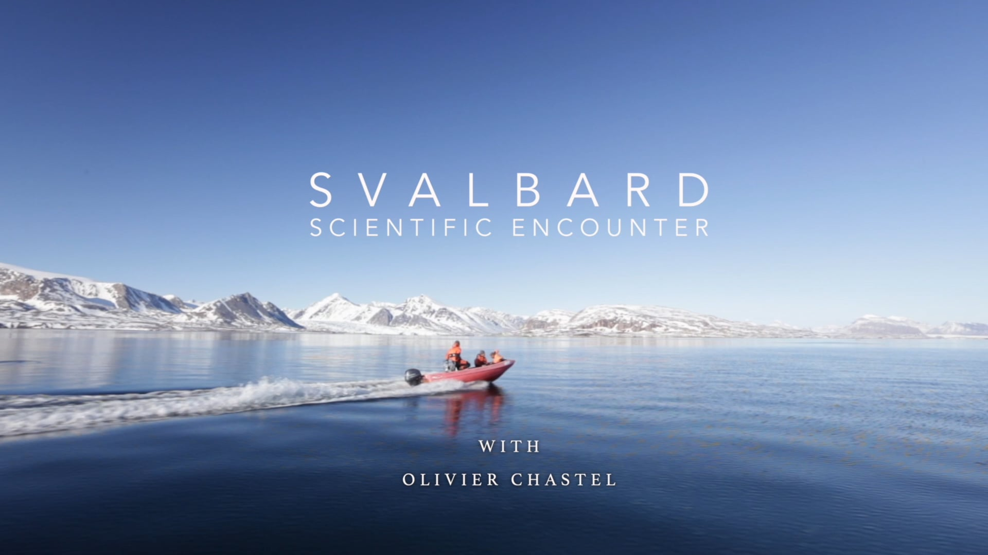 The toxic compounds of the Arctic - Svalbard
