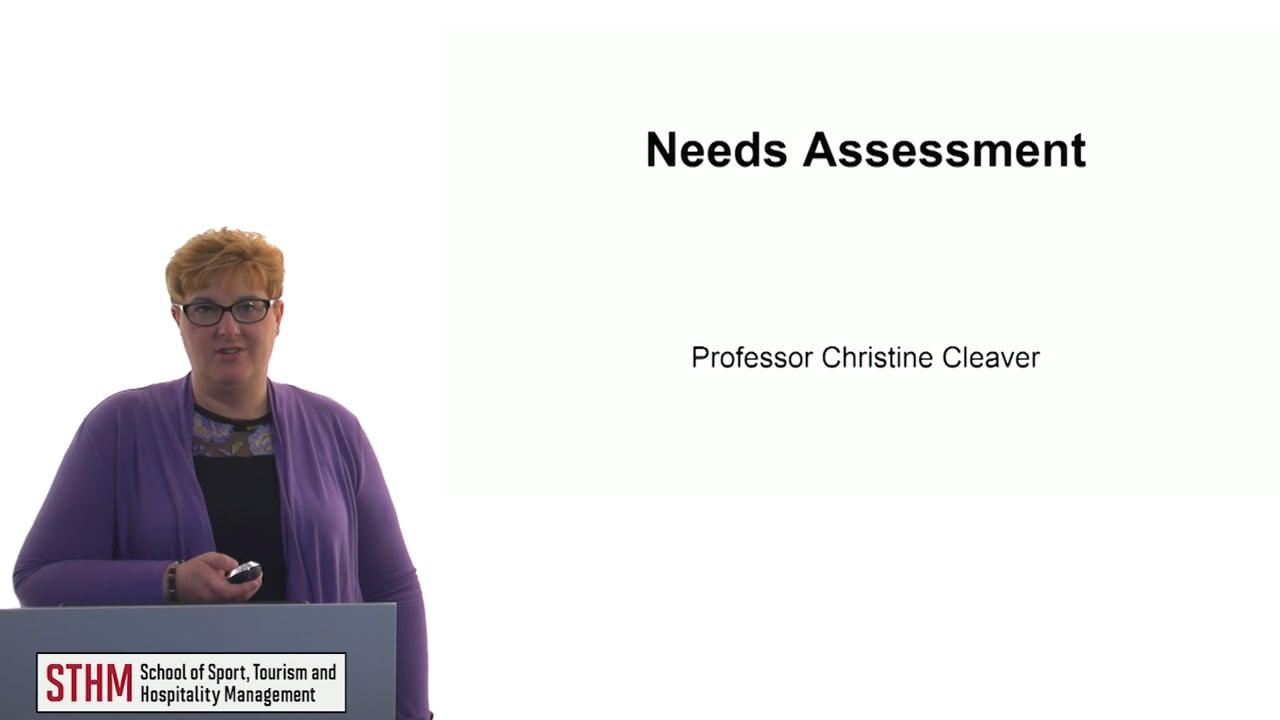 60635Needs Assessment