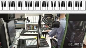 Rejestracja i edycja audio w oknie sesji