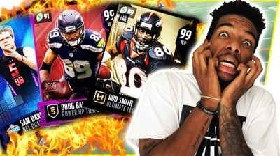 FIGHTING WITH EVERYTHING IN ME TO PROTECT THE CHEEKS! - MUT Wars Midweek Match-Ups