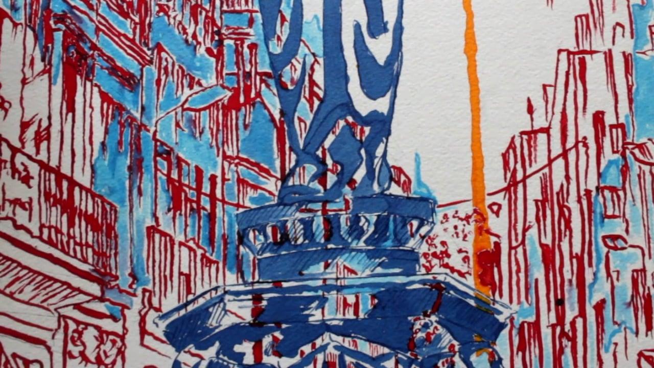 Ann Mackowski visual artist in residence