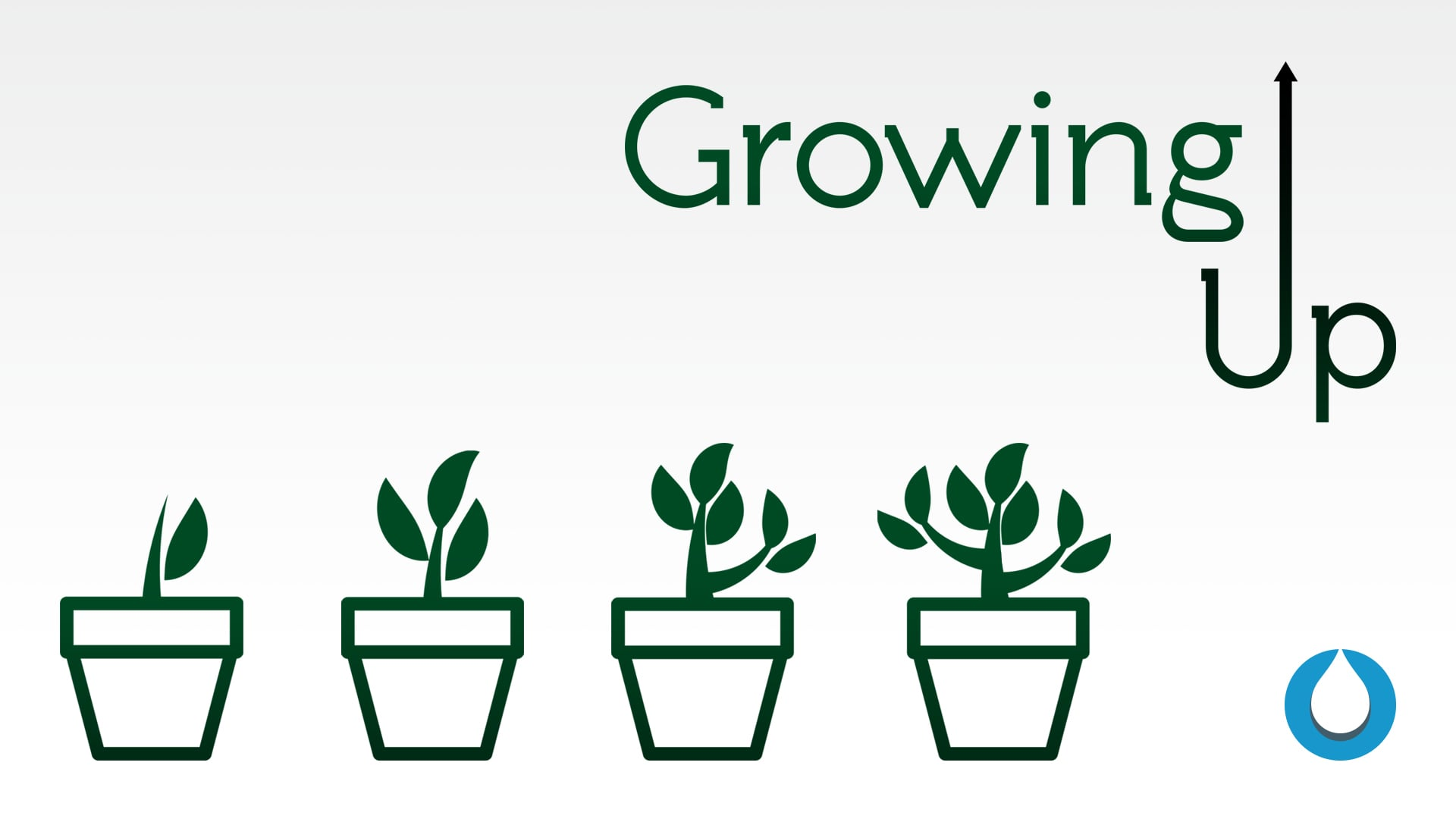 Growing Up- Pastor Fred McCarthy