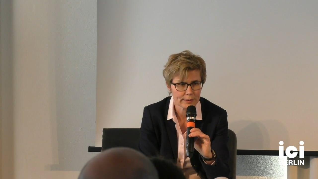Introduction by Doris Kolesch