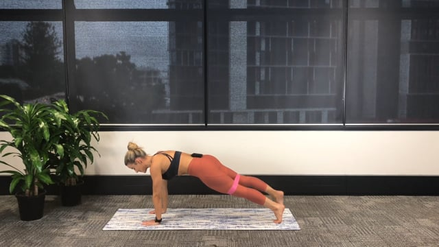 30min glute workout with band