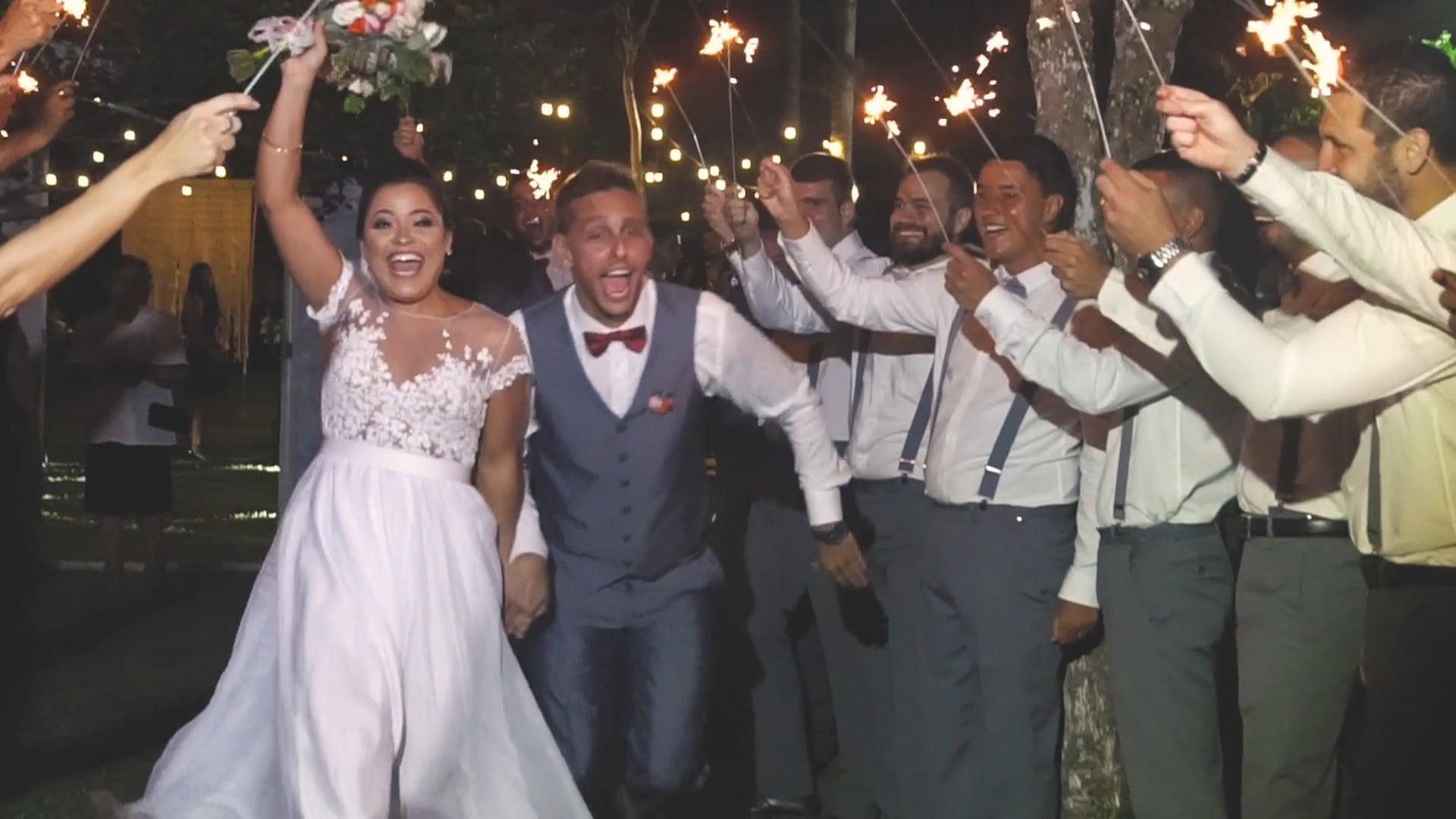 Evelin + Vinicius - Wedding Trailer