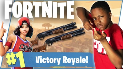 Ninja Stream - TRYING TO BALL OUT FOR A VICTORY!!
