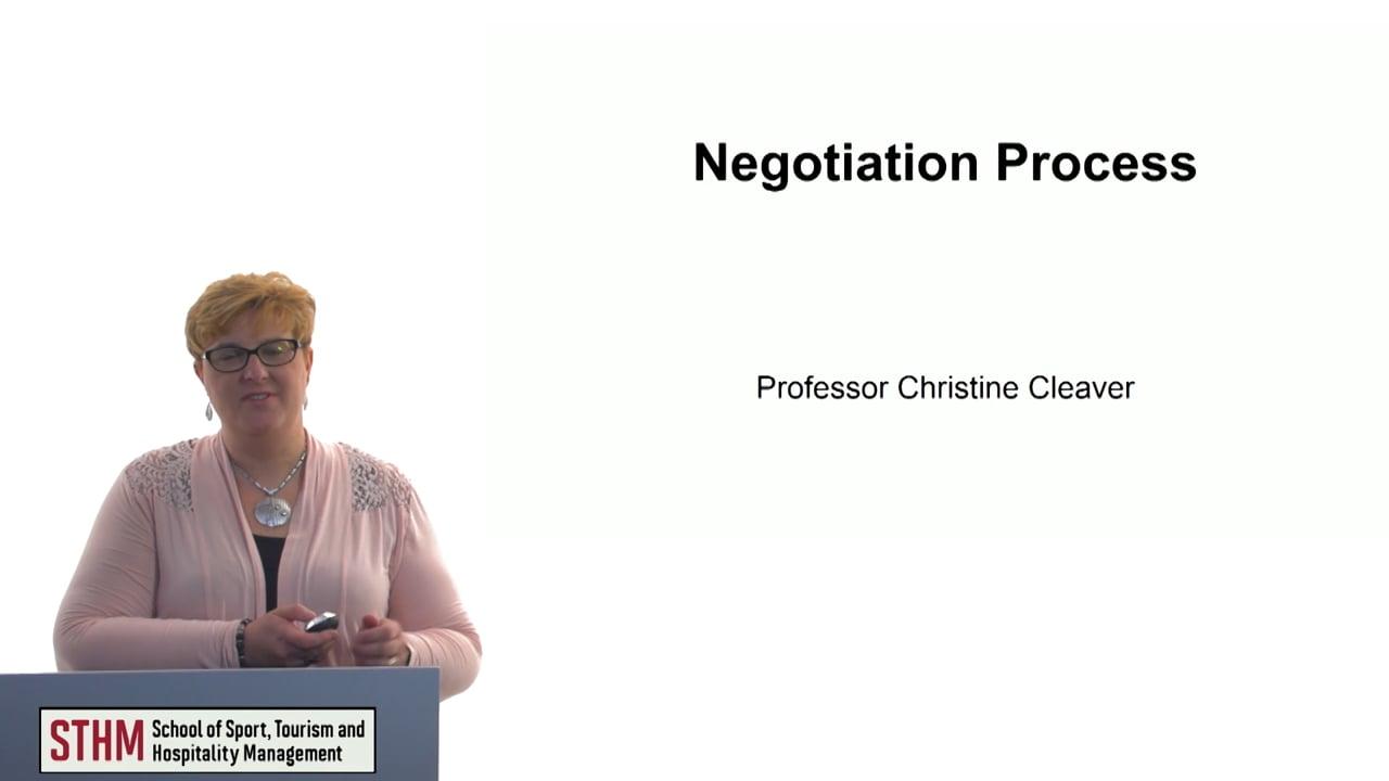 60672Negotiation Process