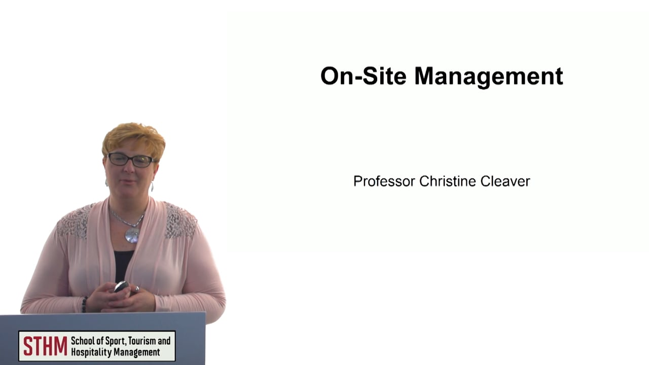 60678On-Site Management