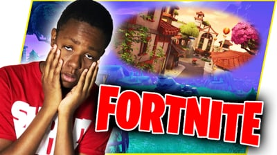 THE ONE PLACE I NEVER LAND! - FortNite Battle Royale