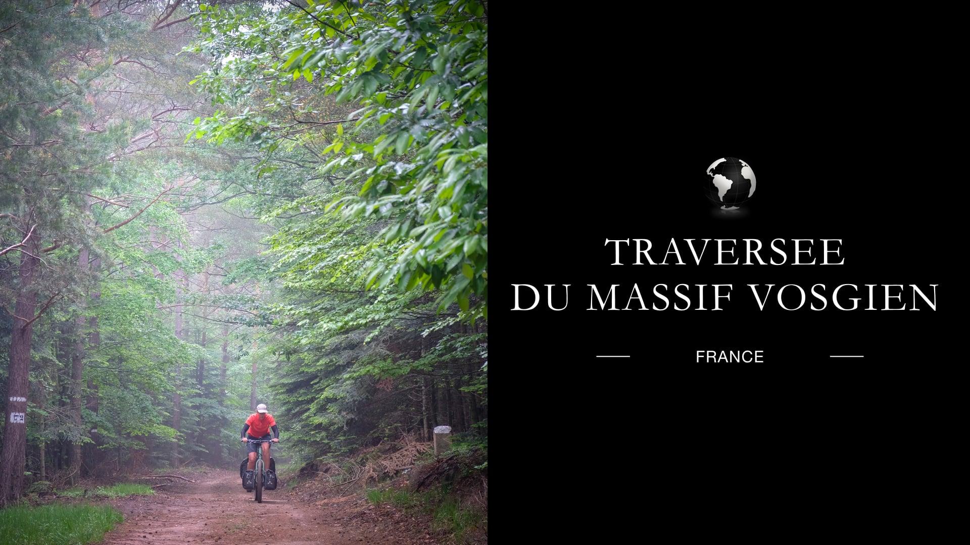 Traversée du Massif Vosgien by Bike