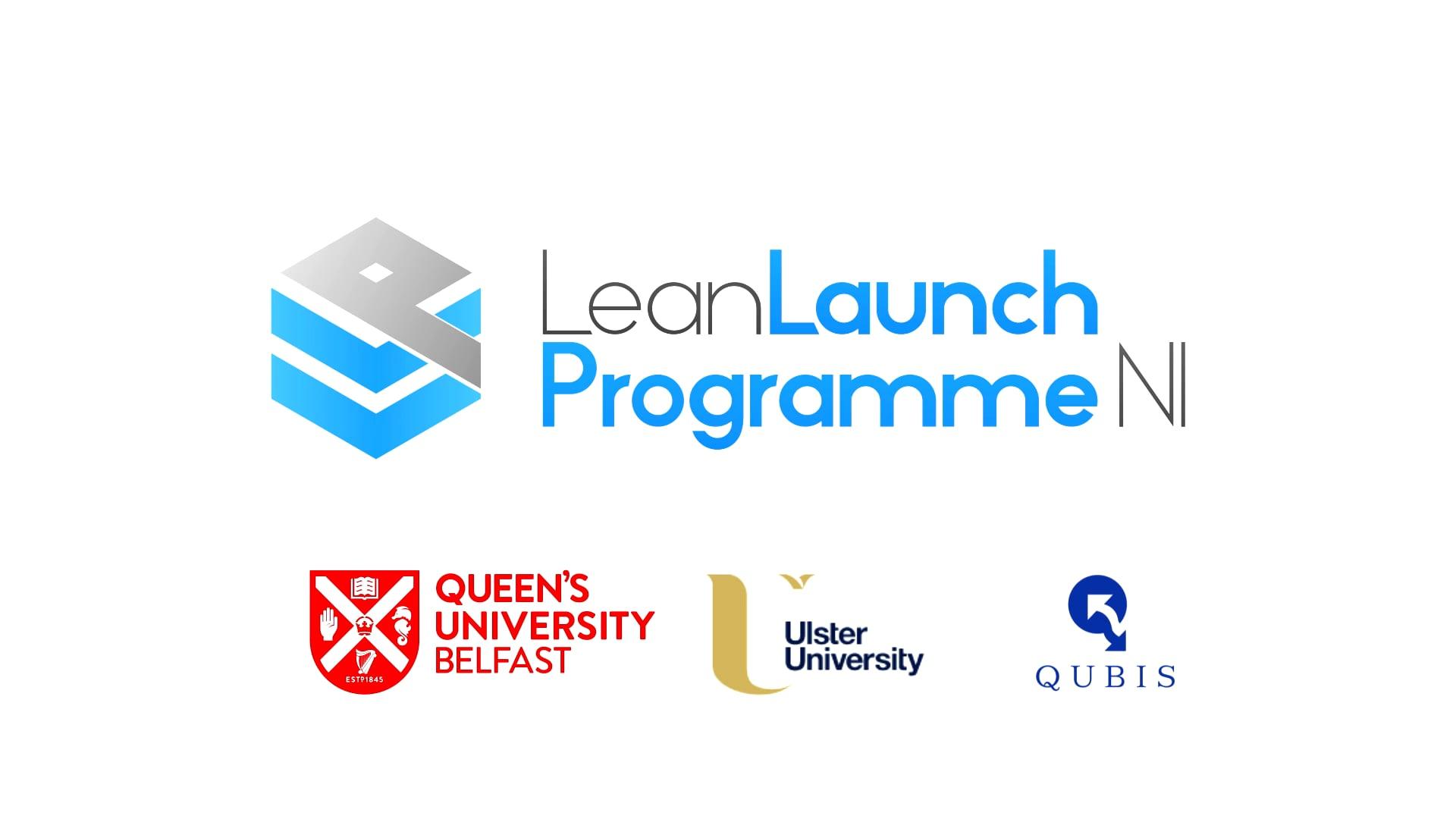 Queen's University Belfast, Lean Launch Programme NI 2018