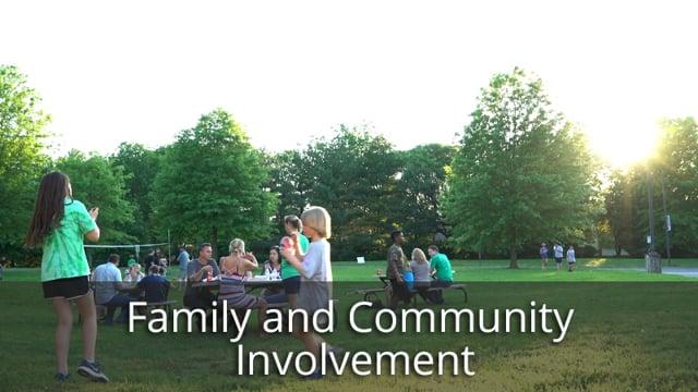 Family and Community Involvement: Family Night!