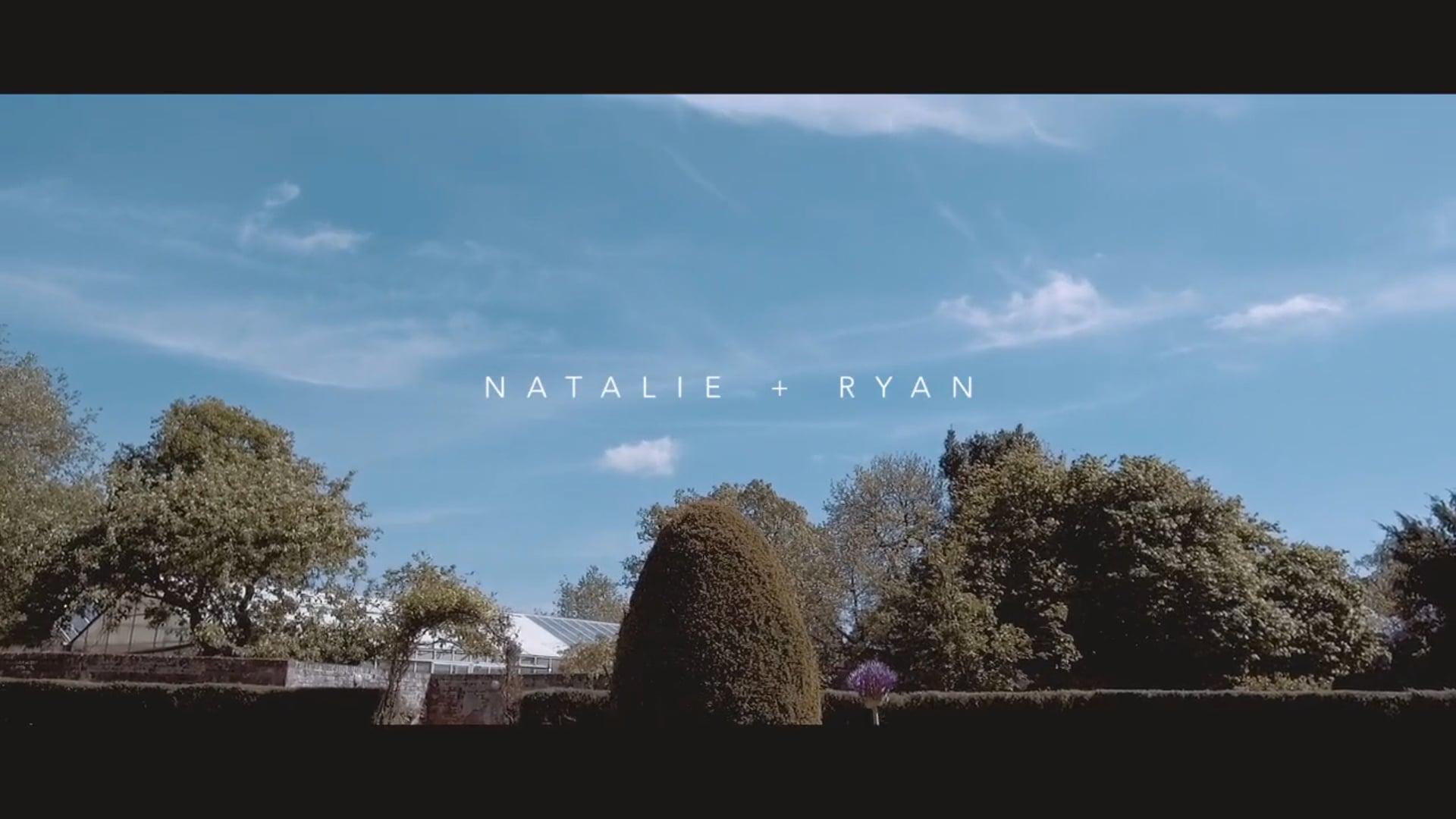 Natalie + Ryan (Blake Hall)