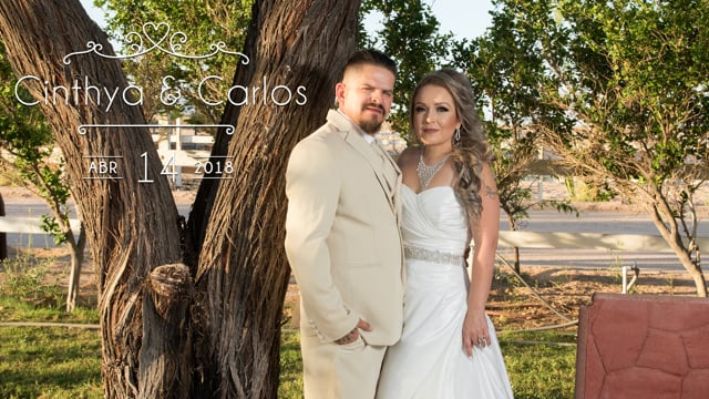 Cinthya y Carlos Wedding Intro