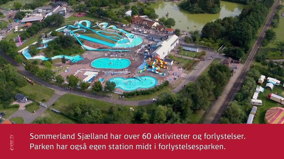 Indenfor 1 Time - Odsherred - Sommerland Sjælland - Rørvig Havn