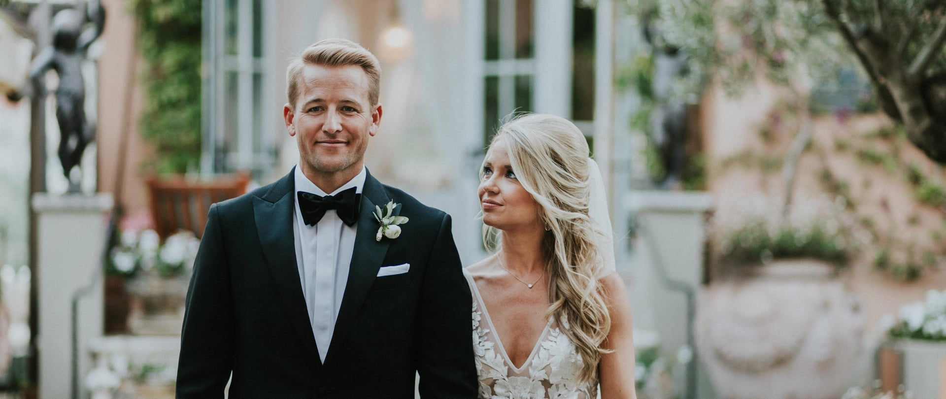 Chelsea & Todd Wedding Video Filmed at Ravello, Italy