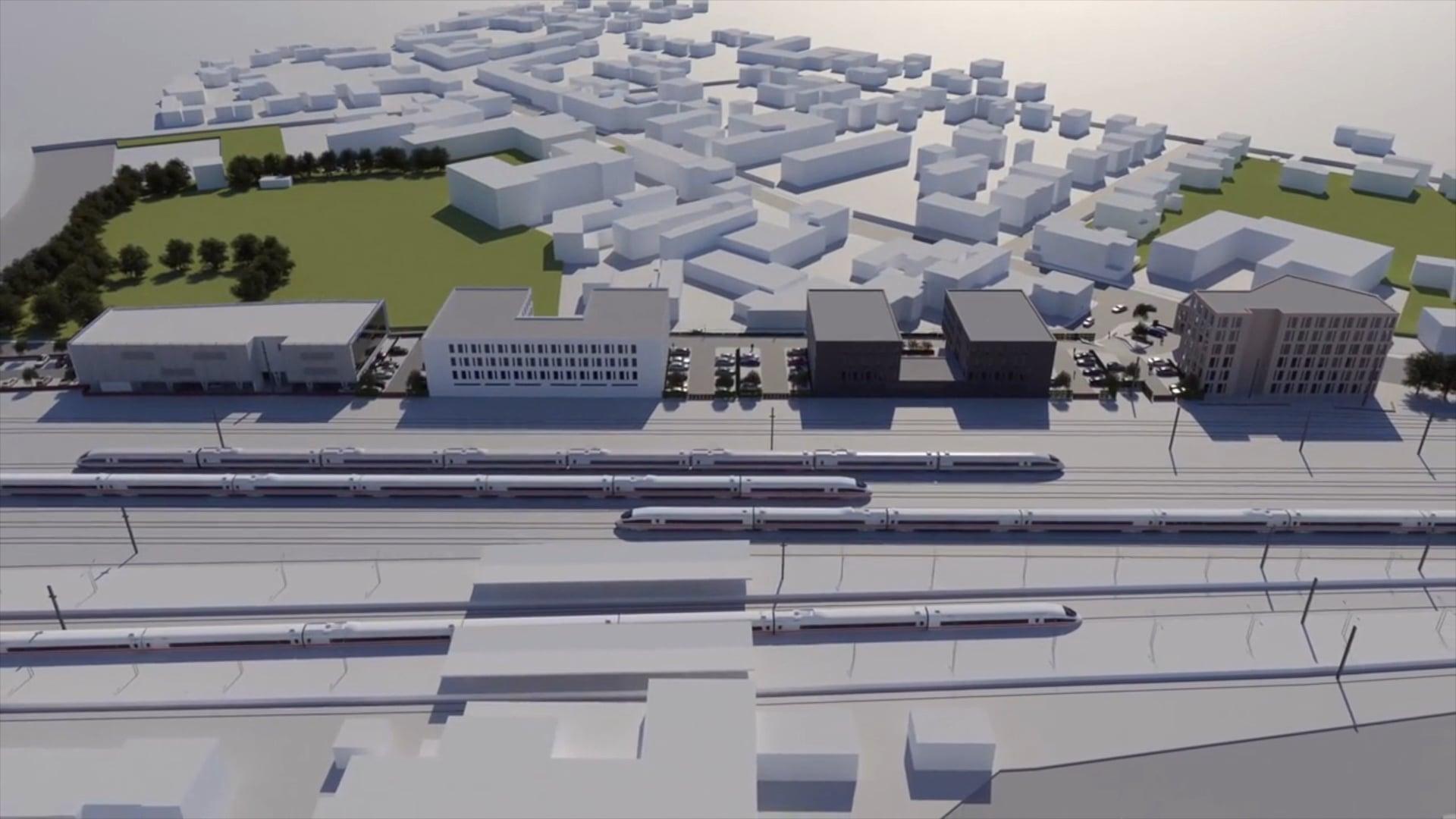 GLEIS 13 - Das neue Stadtquartier in Gütersloh