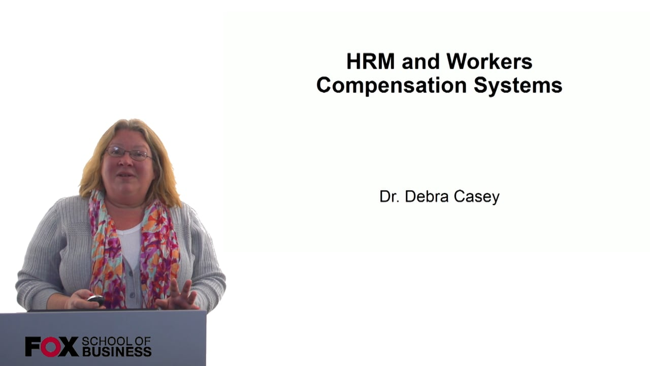 60714HRM and Workers Compensation Systems