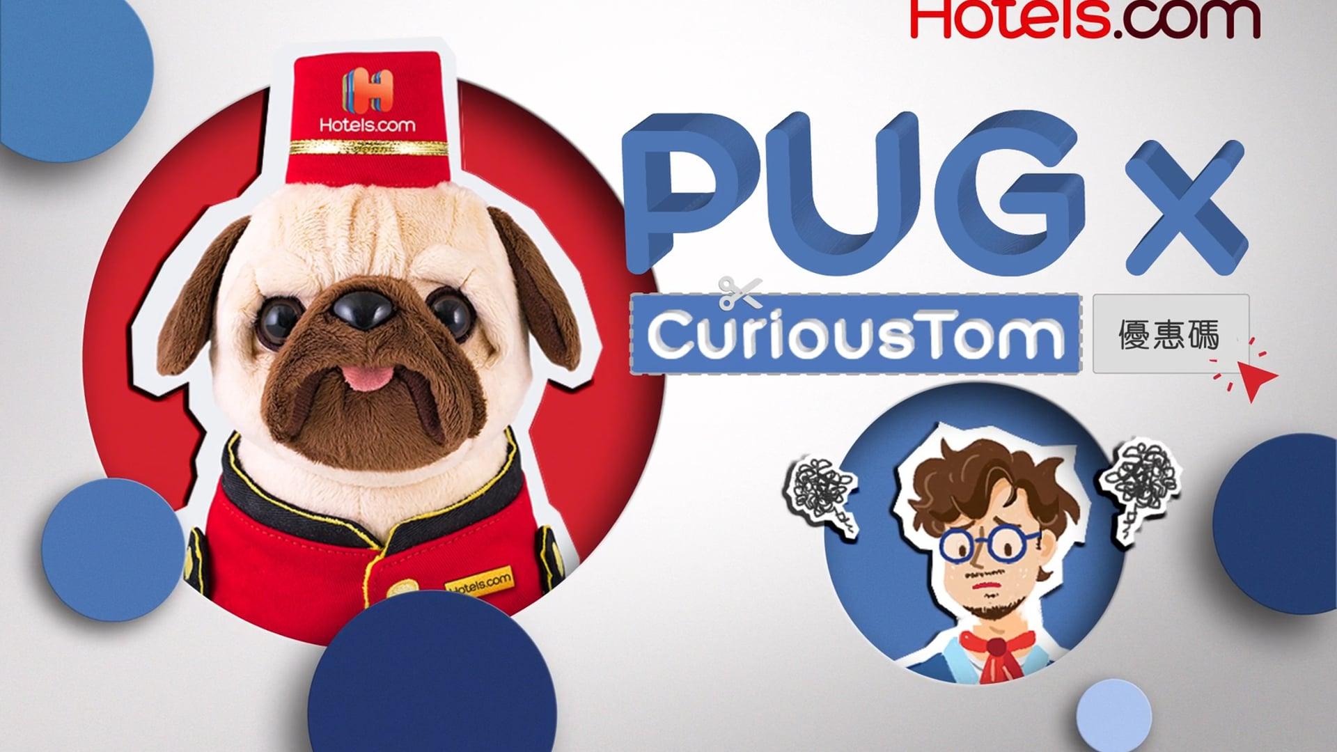 Hotels.com   Curious Tom