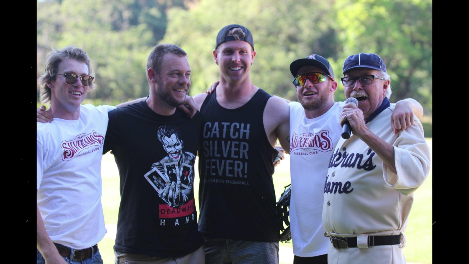 Silverados Meet Tug McGraw's Mixed Nutts