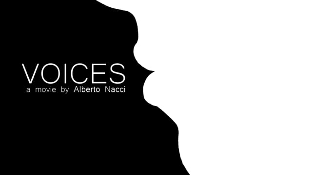 Body&Sound #7 - VOICES  by Alberto Nacci (abstract)