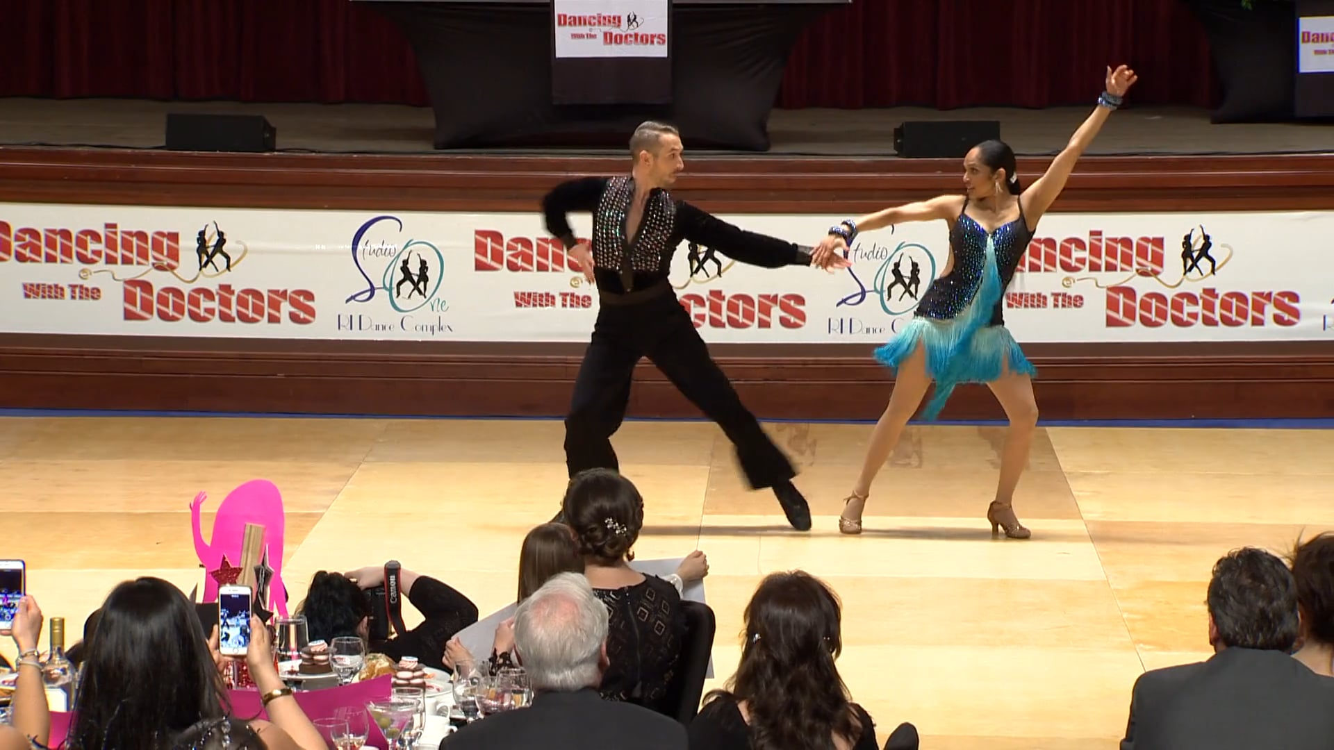 Dancing with the Doctors Event Highlights