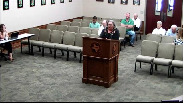 6-11-18 Council Meeting