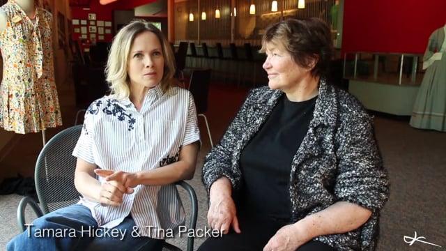 Tamara Hickey and Tina Packer talk Heisenberg