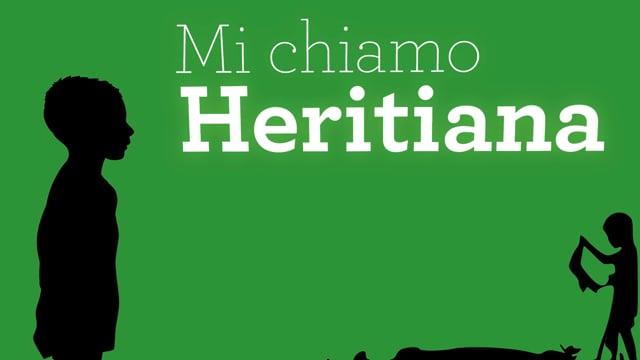 Mi chiamo Heritiana