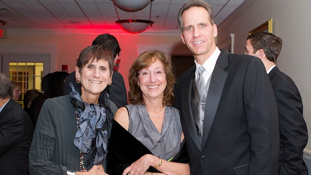 AHA Grassroots Award 2018: Pat Charmel