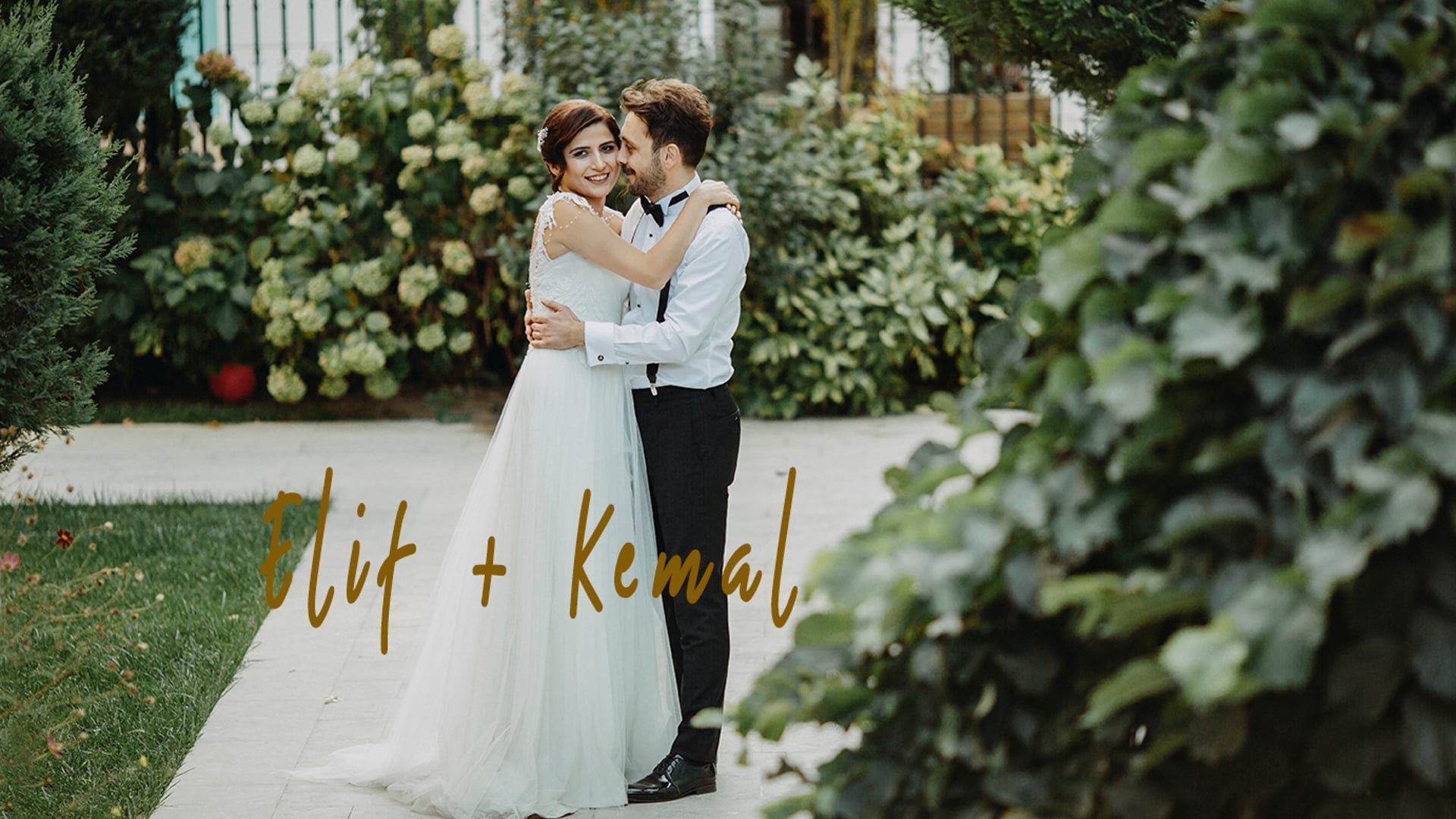 Elif + Kemal wedding Konya   Turkey