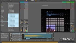 Capture, nagrywanie, edycja i warping MIDI