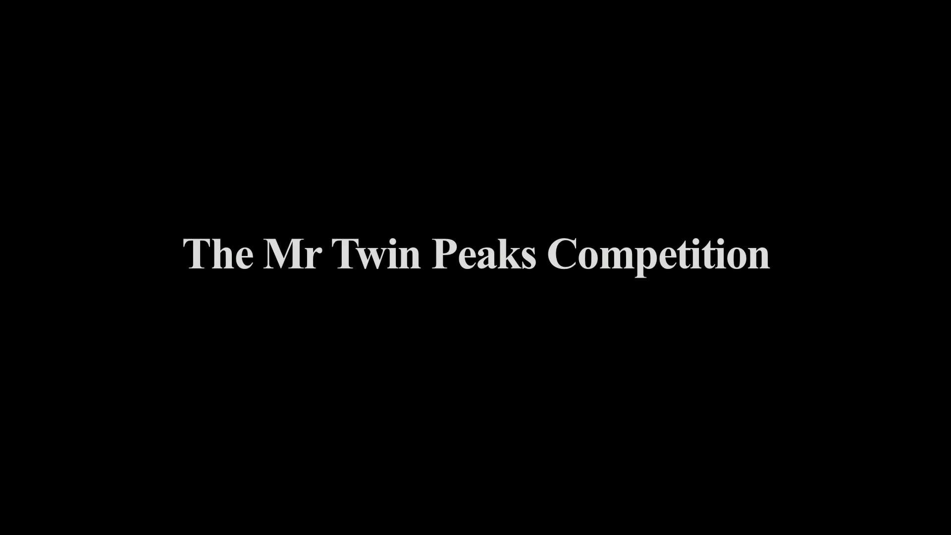 RR Club 2016 Mr Twin Peaks