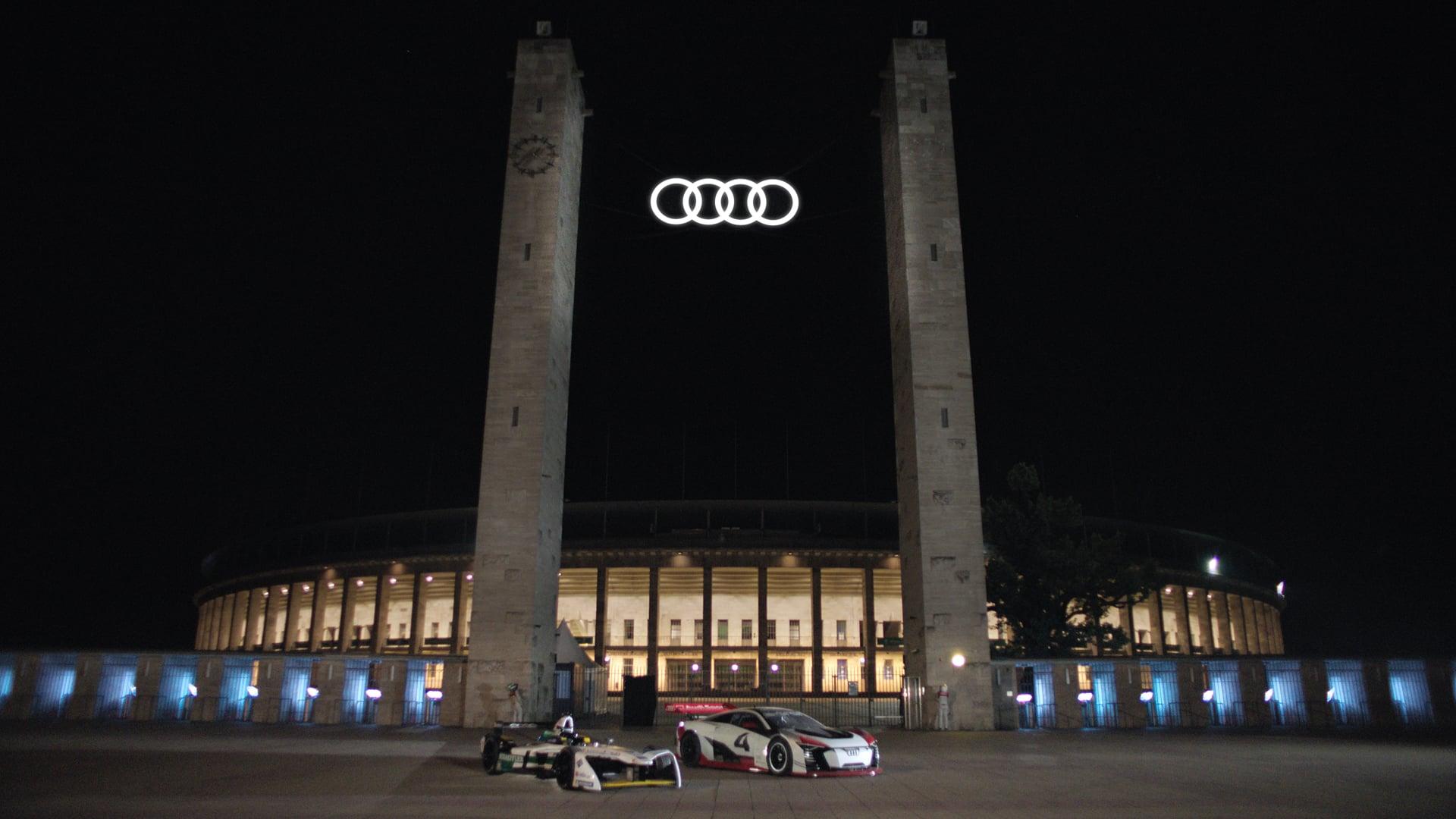 Audi - Electrifying Berlin