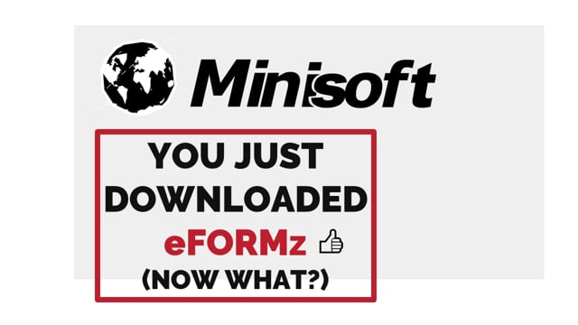 eFORMz Product Introduction: How to Access and Download eFORMz