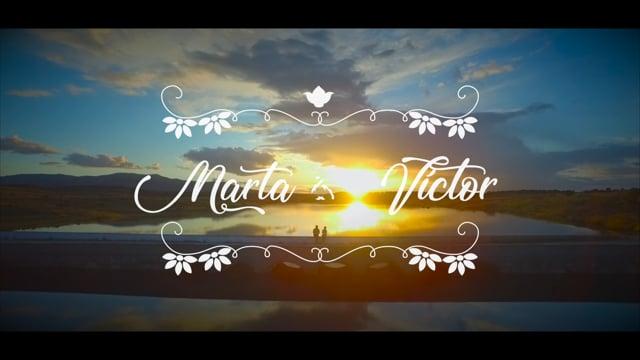 PREBODA MARTA Y VÍCTOR