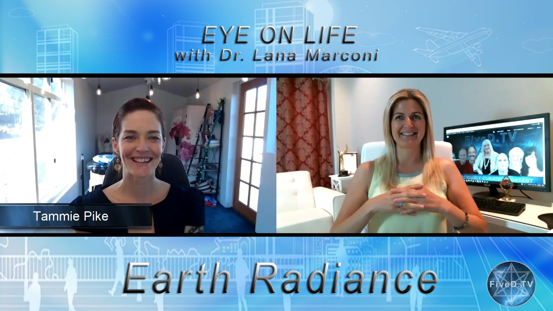 Eye On Life: Earth Radiance