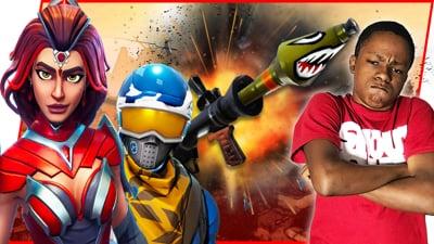 Ninja Stream - 4hrs of PURE HEAT! Getting Dubs With The Ninjas!