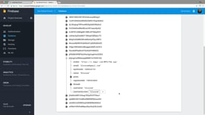Store new Users in the Database