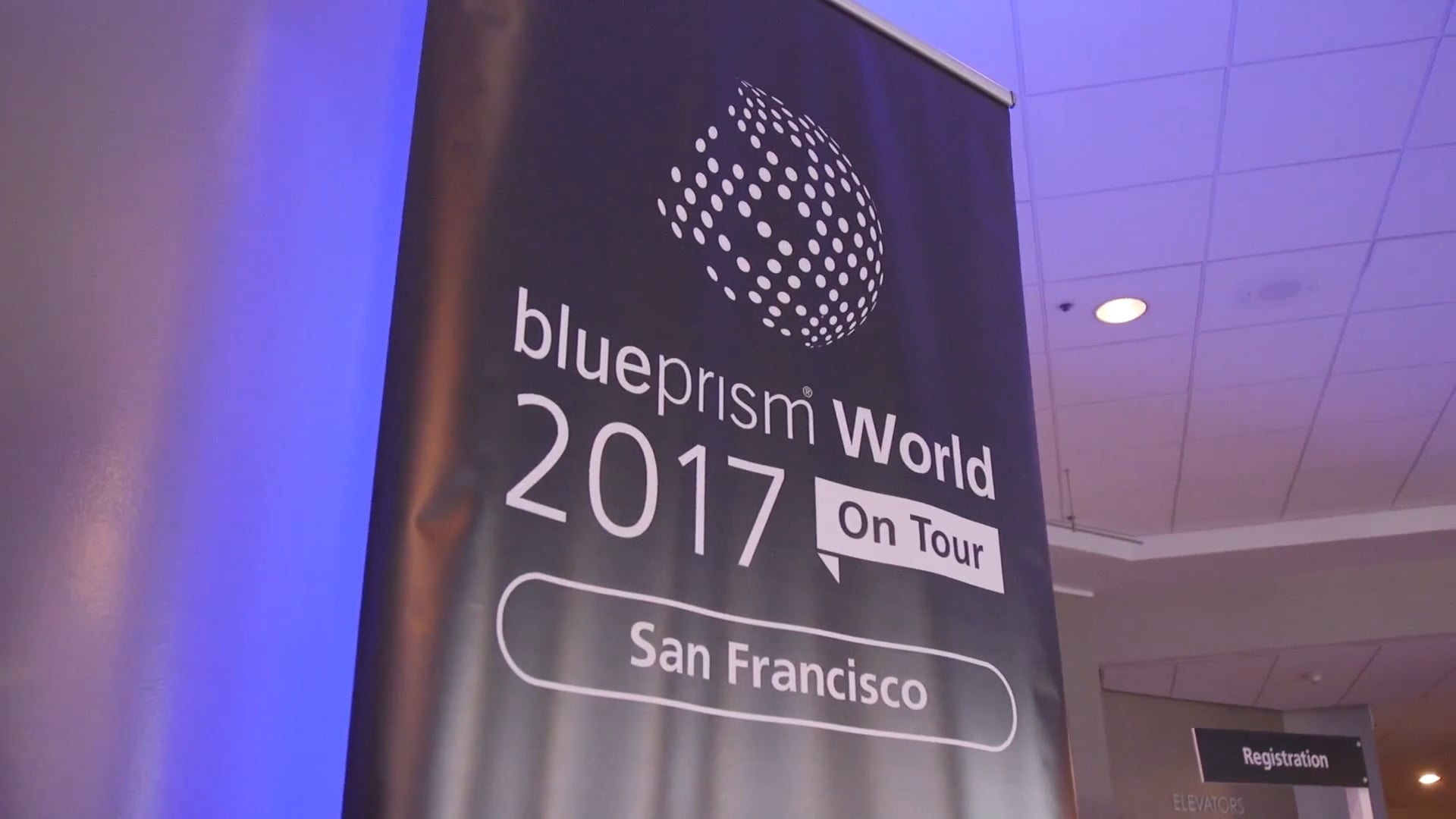 Highlights from Blue Prism World 2017 San Francisco [Full HD 1080p]