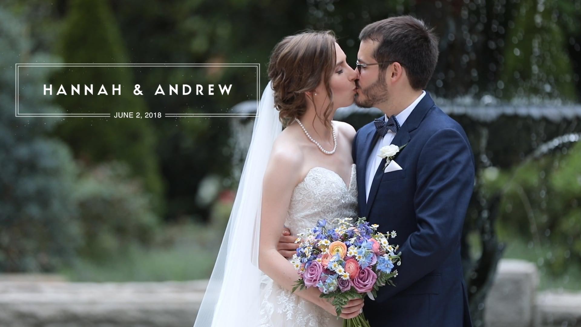 Hannah & Andrew's Wedding Film