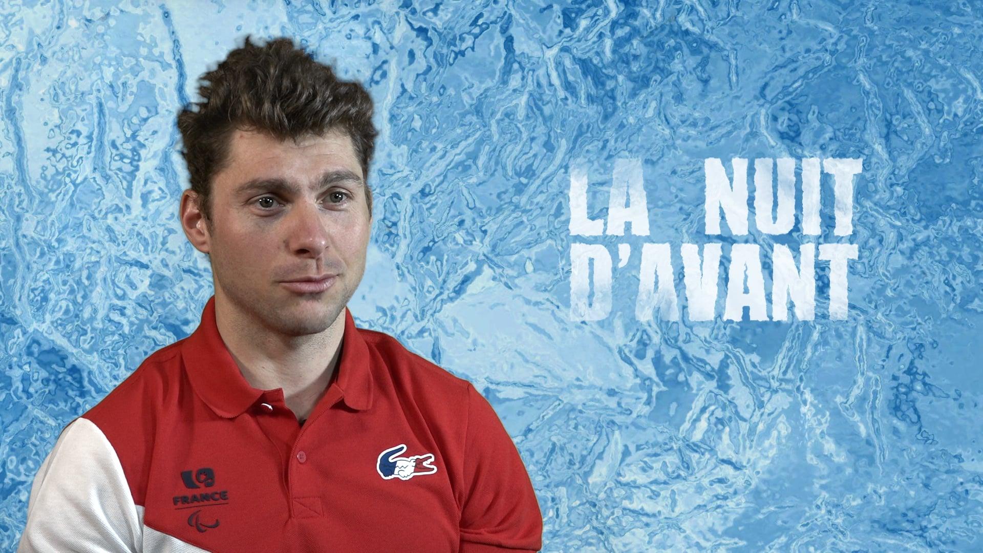 """Juste Avant"" Paralympique - Benjamin Daviet"