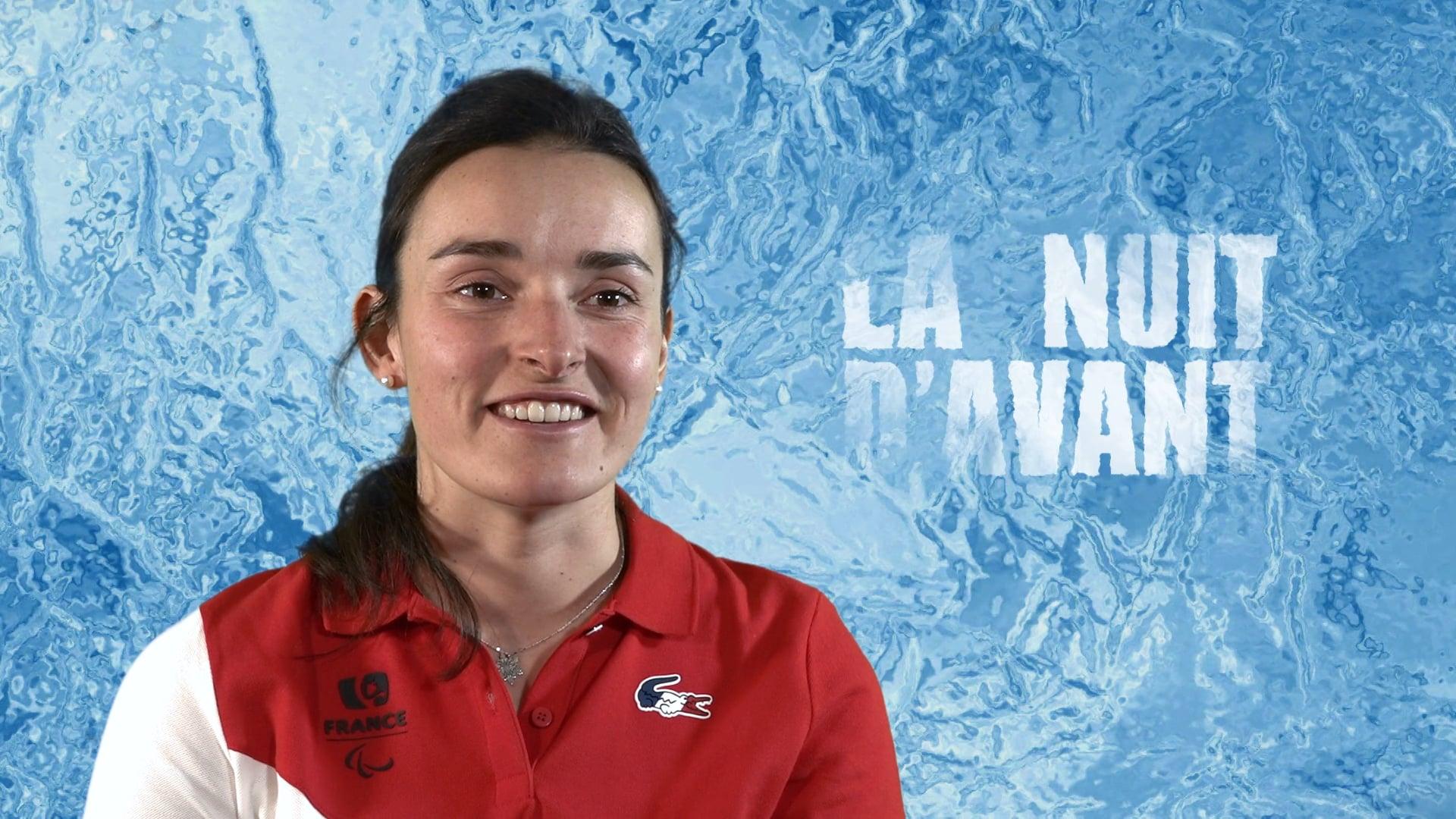 """""""Juste Avant"""" Paralympique - Marie Bochet"""
