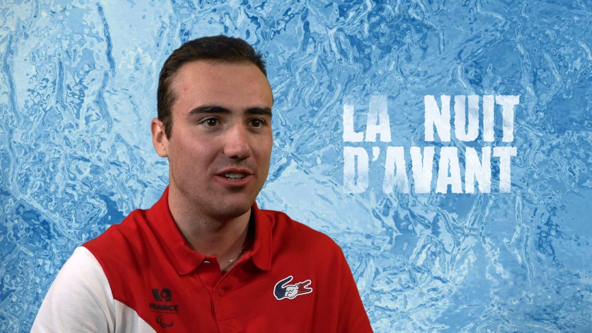 """""""Juste Avant"""" Paralympique - Julien Roulet"""