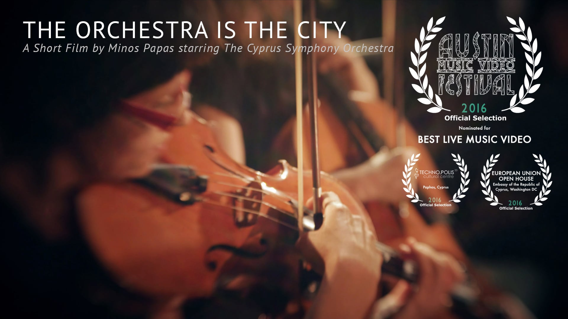 The Orchestra is the City