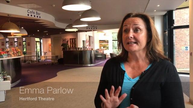 Emma Parlow - Hertford Theatre
