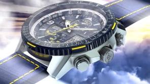 CITIZEN // Blue Angels Skyhawk A•T for Baselworld